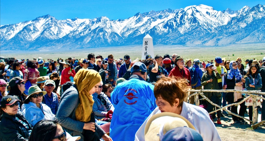 43nd Annual Pilgrimage to Manzanar